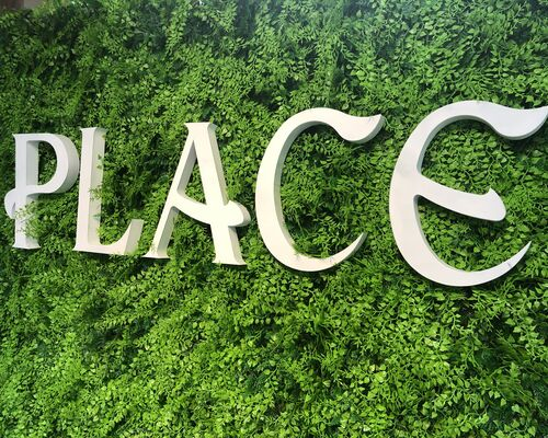 PLACE グリーン